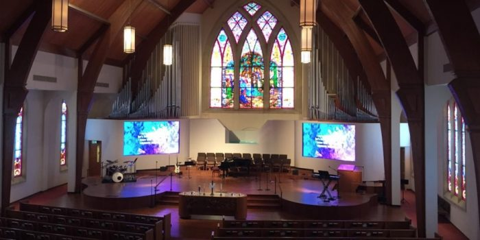First Christian Church – Plano