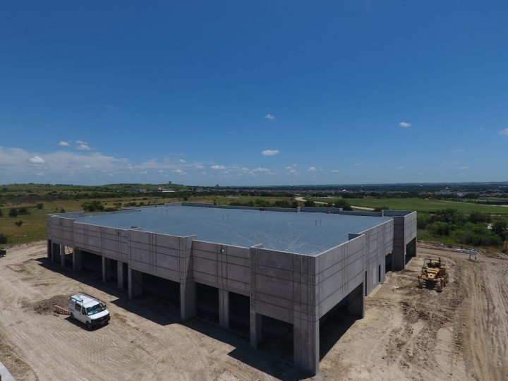 Aledo TX Warehouse Construction Project