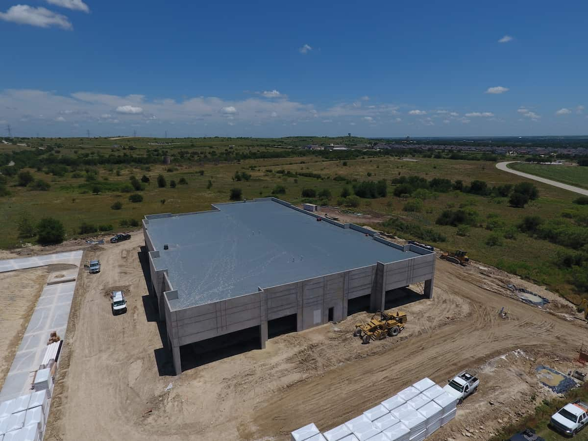 Aledo Tx Warehouse Construction Project Fpi Builders Llc
